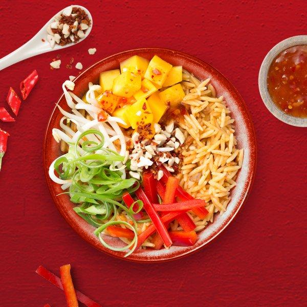 Rezept: Happy Bowl Asia Sweet Chili