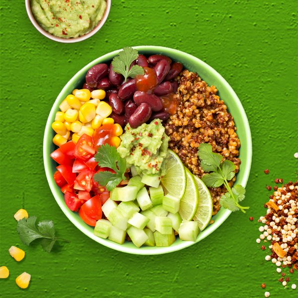 Rezept: Happy Bowl Mexican Style