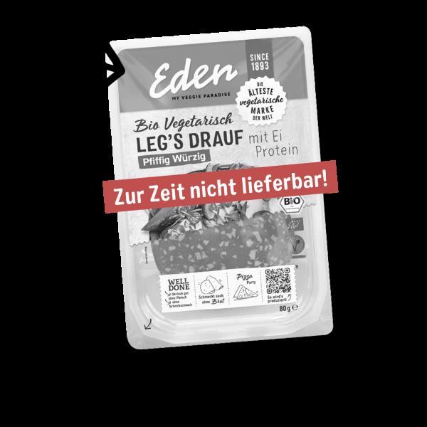 Eden Leg's Drauf Pfiffig Würzig